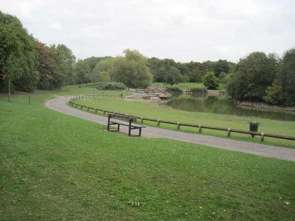 Beckton District Park North
